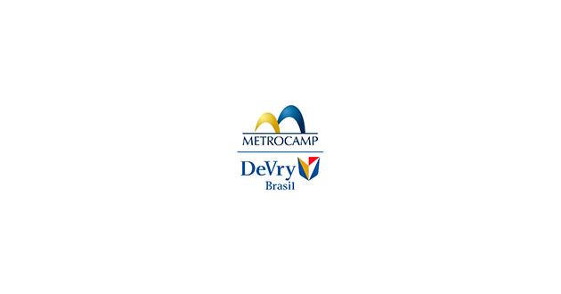 Vestibular Metrocamp - Faculdade DeVry Metrocamp