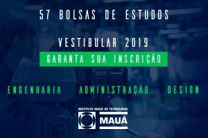 Vestibular Mauá 2019