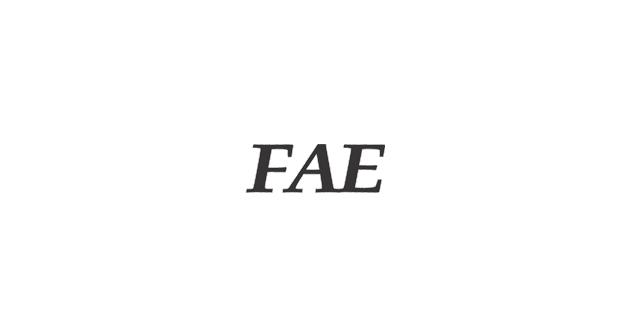 Vestibular FAE - FAE Centro Universitário
