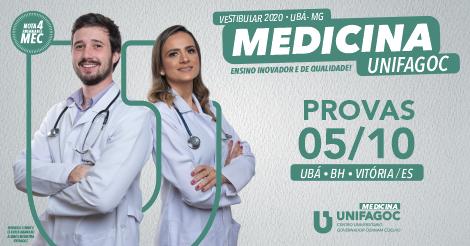 Vestibular UniFagoc Medicina