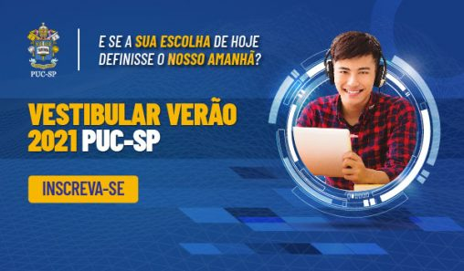 Vestibular PUC-SP Verão 2021