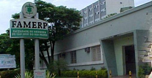 Vestibular FAMERP - Faculdade de Medicina de São José do Rio Preto