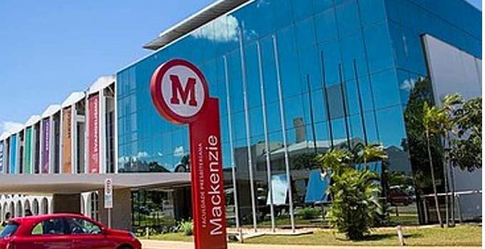Vestibular Faculdade Presbiteriana Mackenzie Brasília